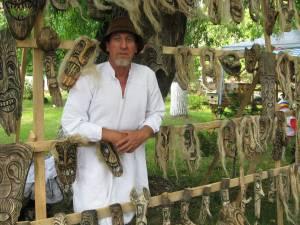 Prima expoziție din pandemie a sculptorului Toader Ignătescu