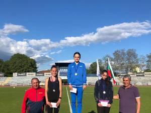 Medalie de aur pentru o sportivă din Vatra Dornei la un concurs internațional