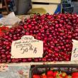 50 de lei/kg de cireșe pe piața din Suceava