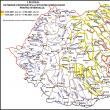 Cod galben și cod portocaliu de inundații pentru râurile din județul Suceava