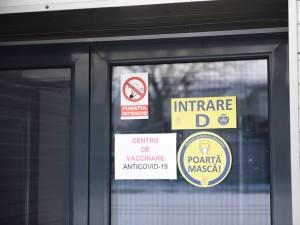 Centrele de vaccinare din municipiul Suceava și-ar putea reduce și mai mult programul de funcționare