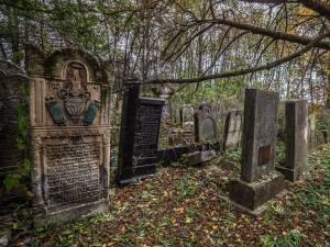 Cimitirul evreiesc din Rădăuți va fi integrat într-un circuit turistic despre istoria orașului