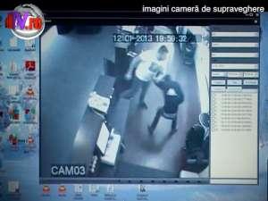 Un agent de pază şi un barman, agresaţi de clienţi scandalagii la un restaurant din Galleria Mall