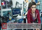 """Un elev al Colegiului """"Eudoxiu Hurmuzachi"""" s-a calificat la faza internaţională a unui concurs de informatică"""
