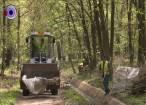 Mobilizare de forţe pentru a le reda sucevenilor dornici să iasă în natură parcul Şipote