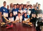 """Concurs de creativitate tehnică, organizat la Universitatea """"Ştefan cel Mare"""""""