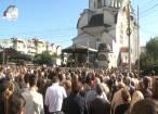 Peste 10.000 de credincioşi au participat la sfinţirea Catedralei Naşterea Domnului