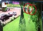Momentul groaznicului accident de pe DN 17, înregistrat de o cameră de supraveghere