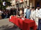 Primarul Sucevei a participat la deschiderea de an şcolar la 14 unităţi de învăţământ