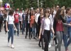 """Peste 1.000 de elevi, cadre didactice, voluntari au participat joi la acțiunea """"Fii conștient, nu dependent"""""""