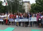 Spartachiada profesorilor, cu invitaţi din Ucraina şi Republica Moldova, sub egida Centenarului Marii Uniri