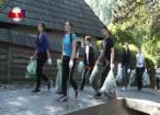 """Peste 23.000 de saci de gunoi strânşi în judeţ, sâmbătă, în cadrul campaniei """"Let's do it, Romania!"""""""