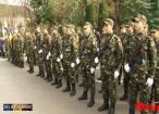Ziua Armatei Române, marcată în centrul Sucevei