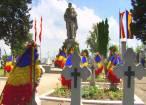 """""""Ziua Eroilor"""", sărbătorită prin ceremonial militar și religios de Inaltareaea Domnului, la Monumentul Eroilor din Cimitirul Pacea"""