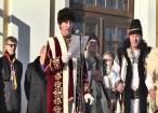 Solia Cetăţii Sucevei, la Alba Iulia, condusă pentru al zecelea an de veterinarul Petrea Dulgheru