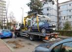 Campanie de ridicare a autovehiculelor fără stăpân/abandonate și a celor parcate neregulamentar, în municipiul Suceava